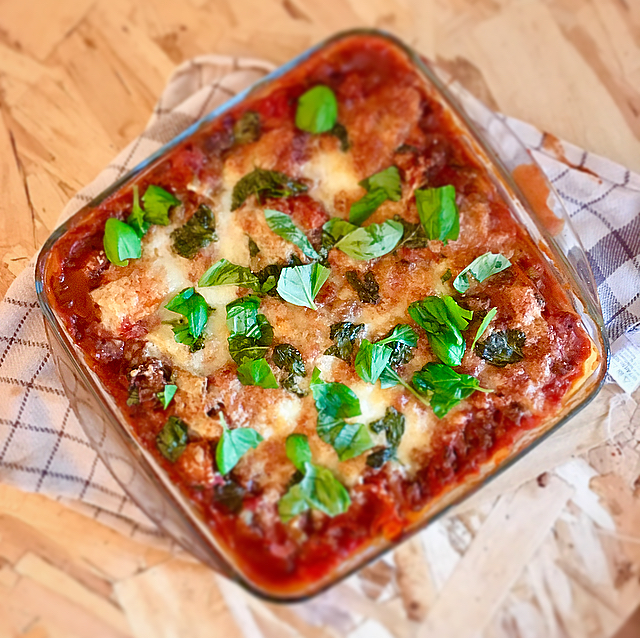 Spicy lasagna bolognese: de klassieke lasagna bolognese met een pittige touch. Extra lekker!